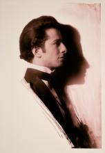 Portrait of Jan Rubini in Profile