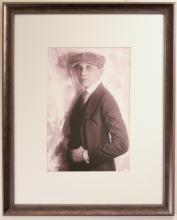 Portrait of Ole Olsen