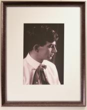 Portrait of Orval Hixon in Contemplation