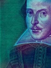 First Folio! The Book That Gave Us Shakespeare is on display through June 28th, 2016, on the 5th floor of the Central Library.