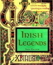 Irish Legends by Iain Zaczek