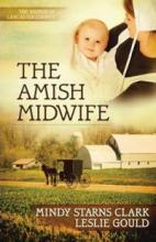 The Amish Midwife book cover