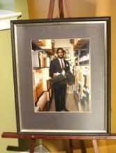 Horace Peterson portrait
