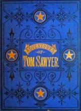 Tom Saywer 1st Edition Cover
