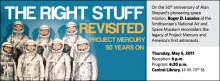 On the 50th anniversary of Alan Shepard's pioneering space mission, Roger D. Launius of the Smithsonian's National Air and Space Museum reconsiders the legacy of Project Mercury and America's first astronauts.