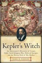 Kepler's Witch book cover