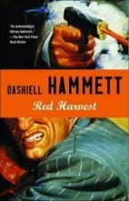 Red Harvest book cover
