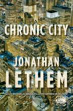 Chronic City book jacket