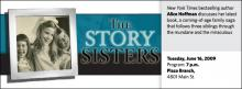 New York Times bestselling author Alice Hoffman discusses her latest book, a coming-of-age family saga that follows three siblings through the mundane and the miraculous