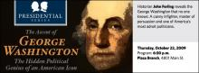 Historian John Ferling reveals the George Washington that no one knows: A canny infighter, master of persuasion and one of America's most adroit politicians.