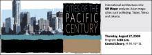 International architecture critic Ulf Meyer analyzes Asian mega-cities such as Beijing, Taipei, Tokyo, and Jakarta.