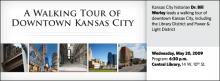 Downtown Kansas City Walking Tour