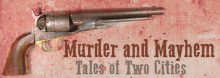 West Texas A&M University's Amy Von Lintel, co-creator of the Library exhibit Cattle, Cowboys, and Culture, looks at the seedier side of the historical relationship between Kansas City and Amarillo, Texas: murders, train robberies, bank heists, and other crimes and scandals.