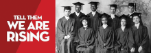 As part of the Indie Lens Pop-Up film series, the Library and KCPT–Kansas City PBS screen the documentary Tell Them We Are Rising, which charts the history and impact of our nation's historically black colleges and universities. Local HBCU alumni lead a subsequent discussion.