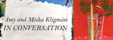Kansas City artists Amy and Misha Kligman reflect on their respective works, from process to content, in a public conversation that serves as an extension of the ongoing personal conversation between them about their concurrent Library exhibitions Sanctuaries and kaleidoscope.