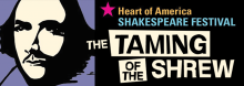 In the latest installment of the Library's popular Script-in-Hand series, the Heart of America Shakespeare Festival offers a unique performance of The Taming of the Shrew. All characters switch genders – Katherine becomes a male (Kit), Petruchio a female (Petruchia) – lending the battle-of-the-sexes comedy new context.