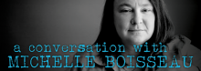 UMKC's Michelle Boisseau joins Angela Elam of public radio's New Letters on the Air in a discussion revolving around Boisseau's fifth book of poetry, Among the Gorgons, winner of the 2015 Tampa Review Prize for Poetry.