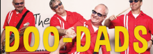 The Doo-Dads – four fathers, friends, and veterans of the Kansas City music scene – offer a high-energy show with all the hallmarks of a real rock concert. Fun. Excitement. And, of course, bubbles.
