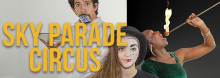 Vanishing objects. Daring escapes. Kansas City's Sky Parade Circus offers a highly entertaining, family-friendly blend of comedy and magic.