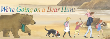 "Coterie Theatre artists resume their monthly interactive story times for children and their parents, reading from Michael Rosen's award-winning classic We're Going on a Bear Hunt. Young audience members can ""jump into the story,"" adding their own improvisation. Appropriate for all ages."