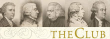 In a discussion of his new book, Harvard University's Leo Damrosch takes us inside the famous Friday night gatherings at London's Turk's Head Tavern, where artist Joshua Reynolds, biographer James Boswell, and a select group of other 18th-century intellectuals gathered to dine, drink, and discuss into the early hours.