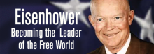 Louis Galambos, a Johns Hopkins University historian who edited the papers of Dwight D. Eisenhower, discusses his new book on Ike, exploring shifts in his identity and reputation over his lifetime and how our 34th president developed his distinctive leadership skills.