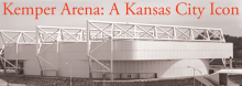 Historic preservationist Elizabeth Rosin discusses the architectural and cultural significance of 43-year-old Kemper Arena, its impact on the West Bottoms District, and her quest to list the venue on the National Register of Historic Places.