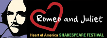 Kansas City's Heart of America Shakespeare Festival delivers a script-in-hand reading of the famously tragic tale of teen lovers irresistibly drawn to each other despite an ancient feud between their families.