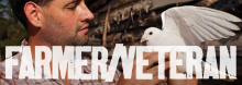 As part of the Indie Lens Pop-Up film series, the Library and KCPT-TV screen the documentary Farmer/Veteran, which chronicles the story of one of our many struggling combat veterans – this one seeking solace in farming. Director Jeremy Lange helps lead a follow-up discussion.
