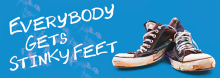 Beloved family entertainer and parenting columnist Jim Cosgrove – aka Mr. Stinky Feet – pulls back the curtain on his life in a discussion his newly released book Everybody Gets Stinky Feet.