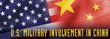 Geoff Babb, a military historian at the U.S. Army Command and General Staff College at Fort Leavenworth, examines the critical period in U.S.-China relations from 1900 to 1950 that set the stage for the Korean and Vietnam wars.