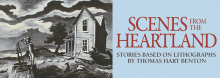 Author Donna Baier Stein discusses iconic Kansas City artist Thomas Hart Benton, the characters he painted, and the stories and lives she has imagined for them in her inspired new book Scenes from the Heartland: Stories Based on Lithographs by Thomas Hart Benton.