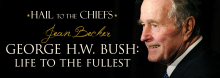 George H.W. Bush's longtime chief of staff, Jean Becker, discusses our 41st president and an inspired post-presidency that saw him become one of the country's most widely admired political elders.