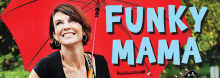 Krista Eyler – aka Funky Mama – brings her funk/soul style of children's music to a show that will get everyone up and dancing! Appropriate for all ages.