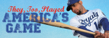 Historian Adrian Burgos Jr. and Raymond Doswell of the Negro Leagues Baseball Museum discuss the early struggles and now-growing impact of Latinos on big-league baseball – including their prominent role in the Kansas City Royals' success