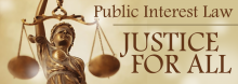 The history of public interest law traces back almost a century, encompassing the legal strategies of the NAACP and American Civil Liberties Union that helped end segregation and gain critical victories for free speech and freedom of the press.