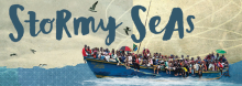 Author Mary Beth Leatherdale lends context to today's heart-rending stream of refugees from Syria and other troubled countries in a discussion of her book Stormy Seas. It profiles five adolescents who fled their homelands by boat between 1939 and 2006.