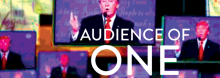 In a discussion of his newly released book Audience of One: Donald Trump, Television, and the Fracturing of America, New York Times critic James Poniewozik examines the audience-splintering evolution of TV and mass media and how our 45th president came to master them.