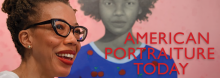 "Amy Sherald has seen her art evolve from autobiographical to more socially relevant, ""exploring identity and the roles of race and gender in life-sized portraits."" She emerged as one of the leading American painters of her generation, named last year as the first female winner of the Smithsonian National Portrait Gallery's prestigious Outwin Boochever Portrait Competition. Sherald discusses her work and its inspirations in conjunction with The Outwin 2016: American Portraiture Today, an exhibition opening O"