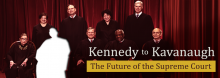 The country convulsed when Justice Anthony Kennedy, a critical swing vote on the Supreme Court, announced his retirement this year. Constitutional law scholar Frank Colucci examines his legacy and what his departure means for our highest judicial body and potentially its direction on such highly charged issues as abortion and gay rights.