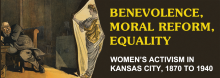 In a discussion of his new book Benevolence, Moral Reform, Equality: Women's Activism in Kansas City, 1870 to 1940, author David Hanzlick traces the evolution of women's activism in the city from the post-Civil War era through the demise of the Pendergast political machine.