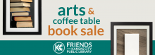 Looking to add to, or launch,  your collection of fine art books and other media? The Friends of the Kansas City Public Library offer hundreds of items — books, DVDs, and CDs — spotlighting art, music, film, and photography ranging from used to gift quality. Most items are priced at $3 or less. Specialty books start at $5.