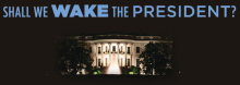 In a discussion of his new book Shall We Wake the President? Two Centuries of Disaster Management from the Oval Office, presidential historian Tevi Troy examines the evolving role of U.S. presidents in dealing with major disasters.