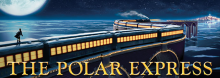Kick off the holiday season with a great movie on the big screen: 2004's magical, visually stunning The Polar Express starring Tom Hanks (rated G). For all ages.