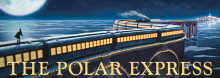 Kick off the holiday season with a great movie on the big screen: 2004's magical, visually stunning The Polar Express starring Tom Hanks (rated G). Appropriate for all ages.