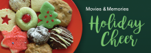 Clips from classic holiday films are featured in the latest installment of the Library's special, intergenerational movie series for individuals with dementia, their friends, and families. There's also cookie decorating, carolers, and popcorn, and everyone leaves with a special treat.