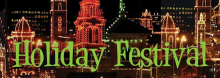Start the holiday season with a festival at the Library, overlooking the beautiful Plaza lights. Listen to live music while enjoying cookies and a hot chocolate bar. Kids can play holiday-themed games and listen to stories, all can make an ornament to take home – oh, and Santa drops in. For all ages.