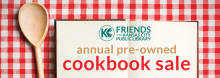 """Browse hundreds of vintage, nearly new, and collectible cookbooks at the Friends of the Kansas City Public Library's 13th Annual Pre-Owned Cookbook Sale. Most are priced under $3. """"Collectible"""" and newer books are priced from $5 to $15."""