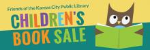 Friends of the Kansas City Public Library Children's Book Sale 2017