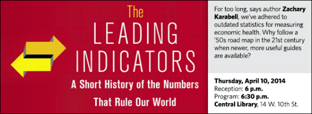 For too long, says author Zachary Karabell, we've adhered to outdated statistics for measuring economic health. Why follow a '50s road map in the 21st century when newer, more useful guides are available?